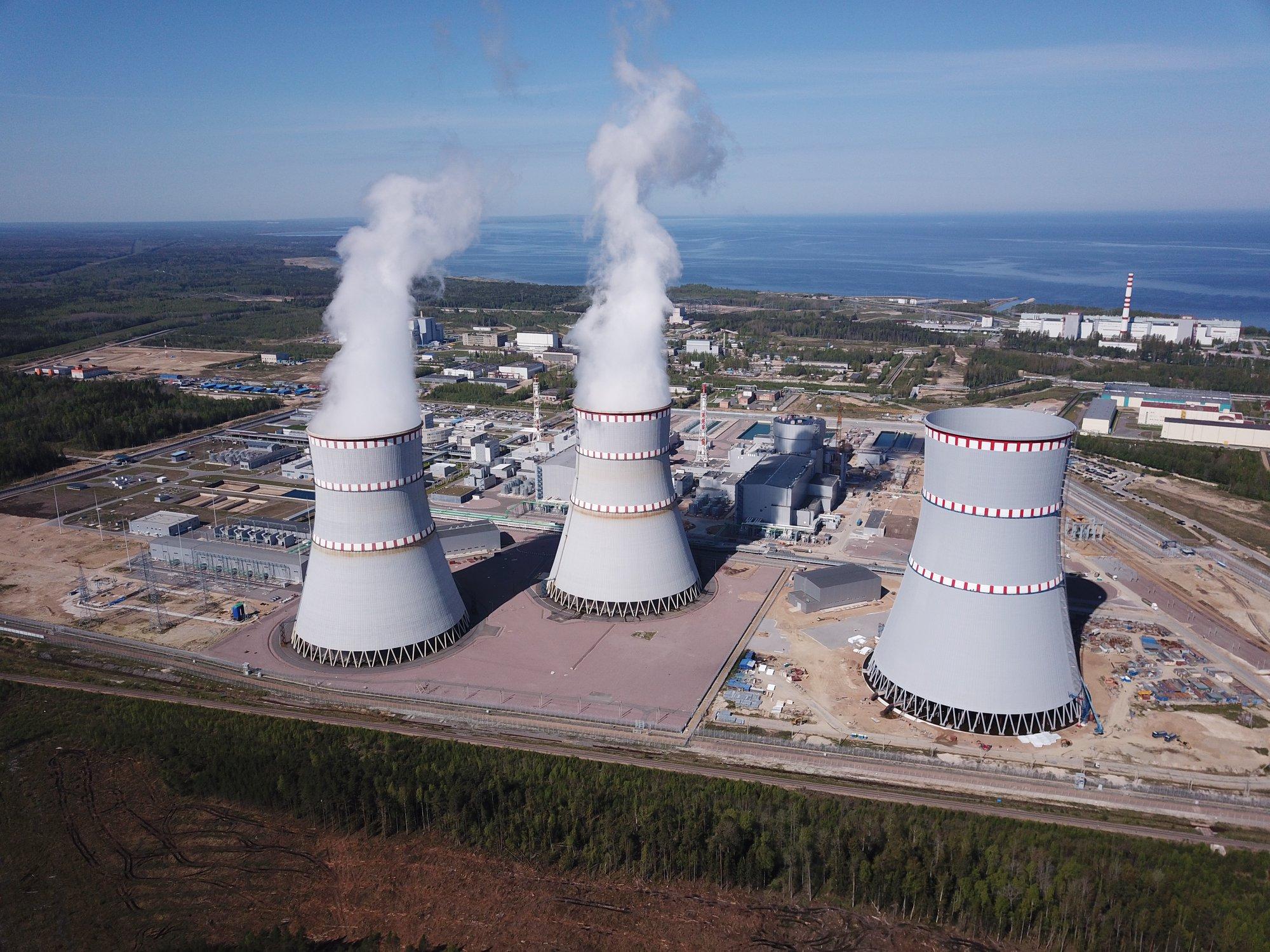 Качество сборки реакторной установки нового энергоблока ЛАЭС подтверждено в ходе «горячей» обкатки