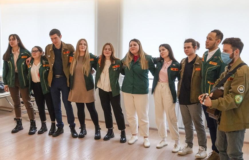 «КОНЦЕРН ТИТАН-2» примет на летнюю трудовую смену более шестисот студентов из студенческих строительных отрядов