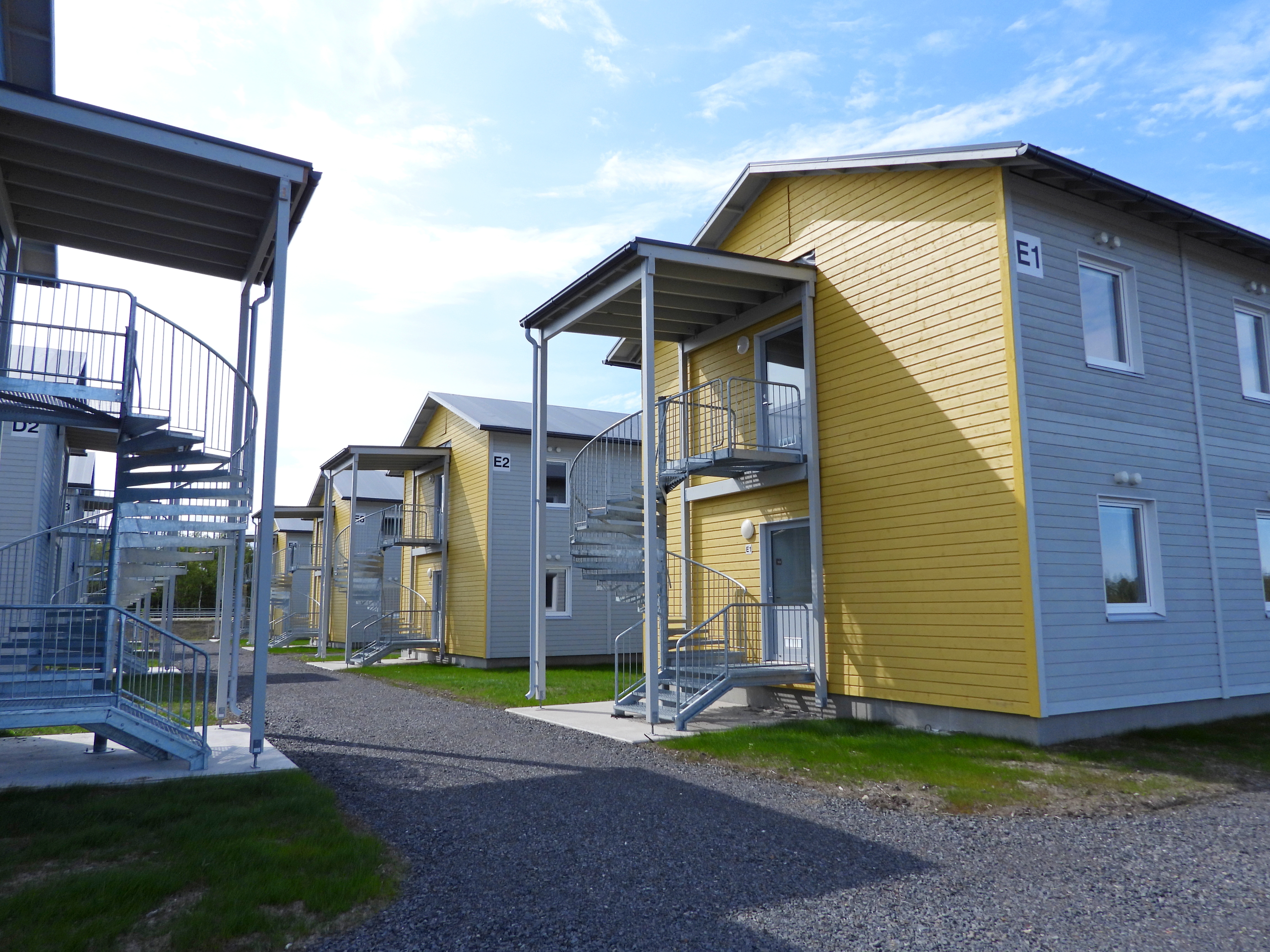 "ACCOMMODATION CAMP FOR TITAN-2 EMPLOYEES WAS COMMISSIONED CLOSE TO THE ""HANHIKIVI-1"" NPP CONSTRUCTION SITE"