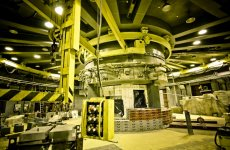 Beam research reactor PIK